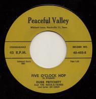 DUBB PRITCHETT - FIVE O'CLOCK HOP