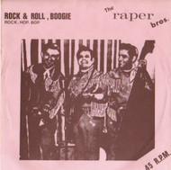 RAPER BROS. - ROCK HOP BOP