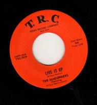 SUNDOWNERS - LIVE IT UP
