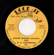 N.A. STEPHENSON - BOOGIE WOOGIE COUNTRY GIRL