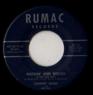 JOHNNY SKILES - ROCKIN' AND ROLLIN'