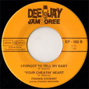 FRANKIE STEWART - LONG BLACK TRAIN + 3 EP