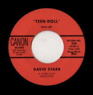 DAVID STARR - TEEN DOLL
