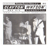 CLAYTON WATSON AND THE SILHOUETTES VOL. 2