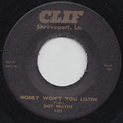 ROY WAYNE - HONEY WON'T YOU LISTEN