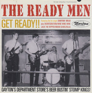 244 THE READYMEN - GET READY!! CD (244)