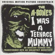 224 A-BONES - I WAS A TEENAGE MUMMY CD (224)