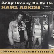 239 HASIL ADKINS & HIS HAPPY GUITAR - ACHY BREAKY HA HA HA CD (239)