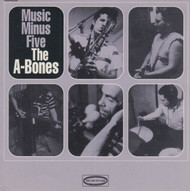 233 A BONES - MUSIC MINUS FIVE CD (233)