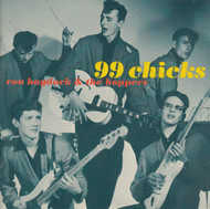 247 RON HAYDOCK & THE BOPPERS - 99 CHICKS CD (247)