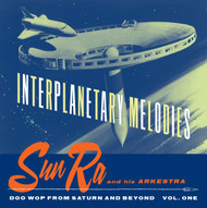 352 SUN RA - INTERPLANETARY MELODIES CD (352)