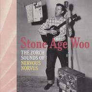 303 NERVOUS NORVUS - STONE AGE WOO CD (303)