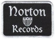 NORTON IRON-ON PATCH - CREST