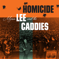 161 MYRON LEE AND THE CADDIES - HOMICIDE / AW C'MON BABY (161)