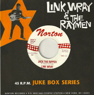 801 LINK WRAY & THE WRAYMEN - JACK THE RIPPER / BO DIDDLEY (801)
