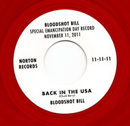 BLOODSHOT BILL - BACK IN THE USA (11-11-11)