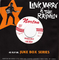 807 LINK WRAY & THE WRAYMEN - DEUCES WILD / THE SWEEPER (807)