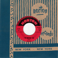 826 THE EVIL - I'M MOVIN' ON / THE MONTELLS - YOU CAN'T MAKE ME (826)