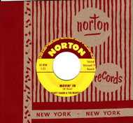 828 MORTY SHANN & THE MORTICIANS - MOVIN' IN / RED HEADED WOMAN (828)