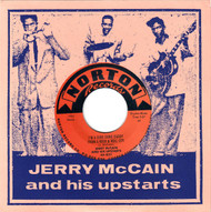 857 JERRY McCAIN - I'M A DING DONG DADDY FROM A ROCK N ROLL CITY / BELL IN MY HEART (857)