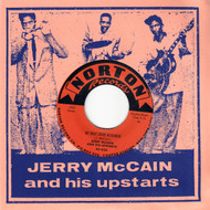 858 JERRY McCAIN - MY NEXT DOOR NEIGHBOR / CRYING LIKE A FOOL (858)