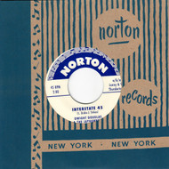 860 DWIGHT DOUGLAS & THE JAYHAWKERS - INTERSTATE 45 / LENNY & THE THUNDERTONES - HOT ICE (860)