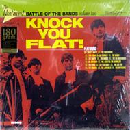 KNOCK YOU FLAT!