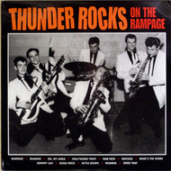 THUNDER ROCKS - ON THE RAMPAGE