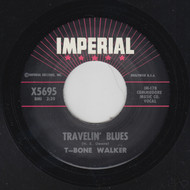 T-BONE WALKER - TRAVELIN' BLUES