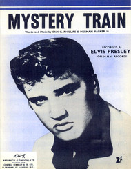 ELVIS PRESLEY- MYSTERY TRAIN