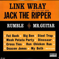 LINK WRAY AND THE RAYMEN - JACK THE RIPPER