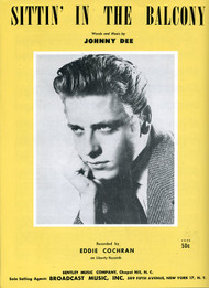 EDDIE COCHRAN - SITTIN IN THE BALCONY