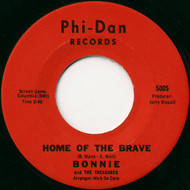 BONNIE AND THE TREASURES HOME OF THE BRAVE