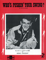 GENE VINCENT - WHO'S PUSHING YOUR SWING