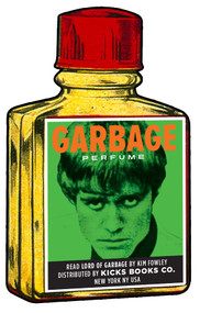 KBSP5 GARBAGE PERFUME LTD EDITION FRAGRANCE KIM FOWLEY