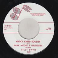 HANK MOORE - KNOCK KNEED ROOSTER