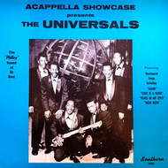 THE UNIVERSALS - ACAPELLA SHOWCASE