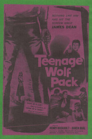 TEENAGE WOLF PACK