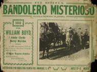 BANDOLERO MISTERIOSO