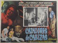 CAZADORES DE CABEZAS