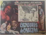 CAZADORES DE CABEZAS - 2