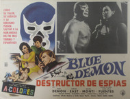 BLUE DEMON: DESTRUCTOR DE ESPIAS - 2