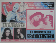 HORROR DE FRANKENSTEIN, EL