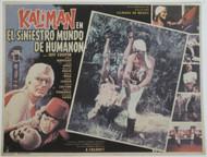 KALIMAN: EL SINIESTRO MUNDO DE HUMANON