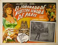 JOROBADO DE NUESTRA SENORA DE PARIS - GREEN DRESS