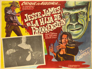 JESSE JAMES VS. LA HIJA DE FRANKENSTEIN