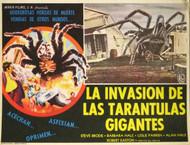 INVASION DE LAS TARANTULAS GIGANTES