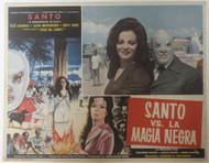 SANTO VS. LA MAGIA NEGRA
