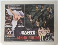 SANTO: MISION SUICIDA - 2