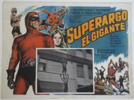 SUPERARGO EL GIGANTE